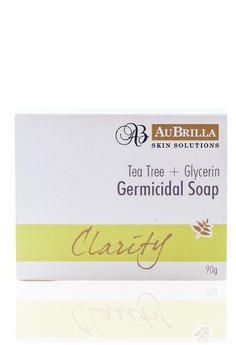 Clarity Tea Tree + Glycerin Germicidal Soap