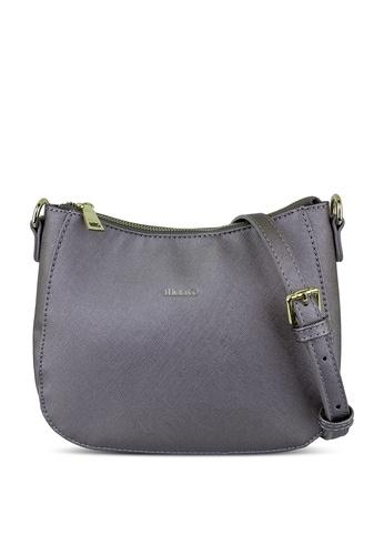 Mel&Co grey Faux Leather Sling Bag 16E40AC7D79EFEGS_1