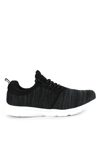 Airwalk black Kobe Lifestyle Shoes AC213SHDCAA71DGS 1 8801a575eb