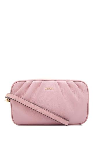 BONIA pink Pink Sierra Pouch 7DAF1ACA89DF18GS_1