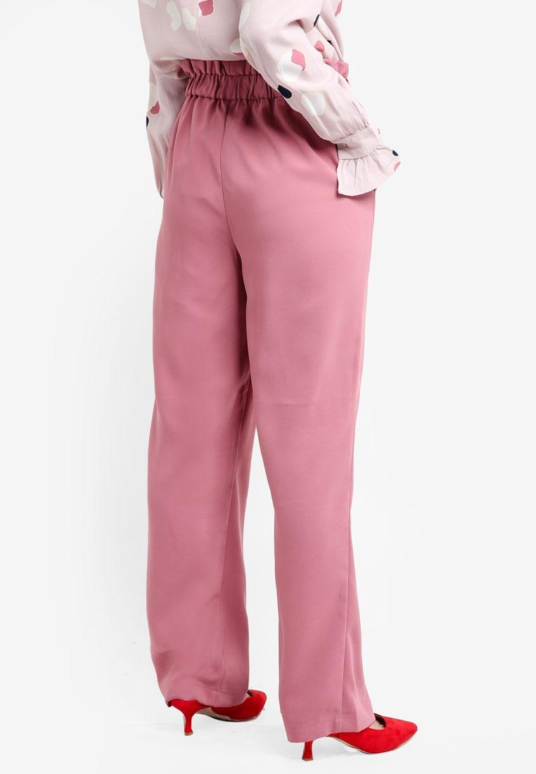 Leg Rose Happening Mesa Wide MbyM Pants Ew4B6Xqqn