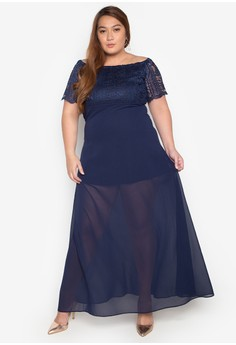 Plus Size Dresses Available at ZALORA Philippines