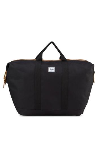 Herschel black Ryder Duffle Bag HE305AC34OOVSG_1