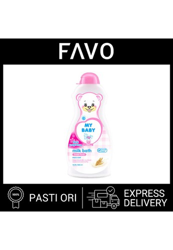 My Baby Sabun Bayi - My Baby Milk Bath Sweet Floral - 200 mL AA954ES0756307GS_1
