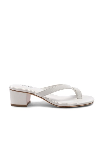 Raye white Estes Sandal F99F5SH15B4FB9GS_1