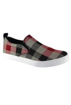 Tanggo Flat Shoes Sneakers Slip-On Men's Fashion Shoes 1001