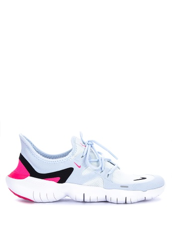 timeless design 0a034 87191 Shop Nike Womens Nike Free Rn 5.0 Shoes Online on ZALORA Philippines