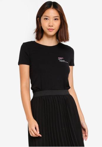 Cotton On black Tbar Hero Graphic T shirt FD4B0AA6BEE6DAGS_1