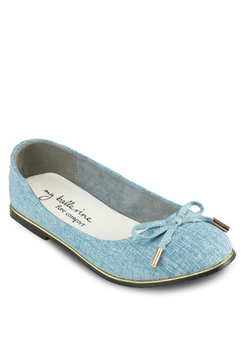 Olivizalora taiwan 時尚購物網a 舒適平底鞋, 女鞋, 芭蕾平底鞋