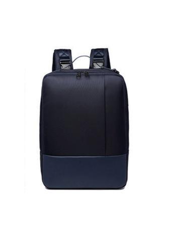 GreyPlus blue Classic Minimalist 3 Way Laptop Bagpack 16.5 inch GR720AC0FEIBSG_1