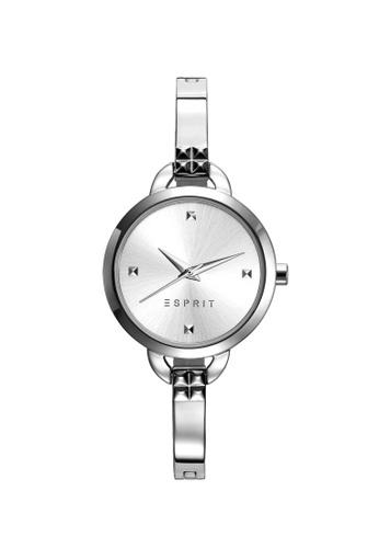 ESPRIT silver Esprit Woman s Watch (ES109372001) - Silver Tone Stainless  Steel Bracelet - Silver 7730af0a84f