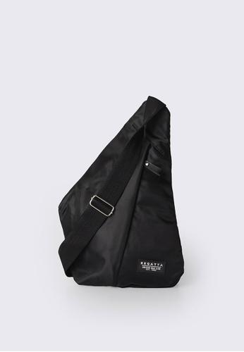 REGATTA black Crossbody Bag 679D7AC150082EGS_1