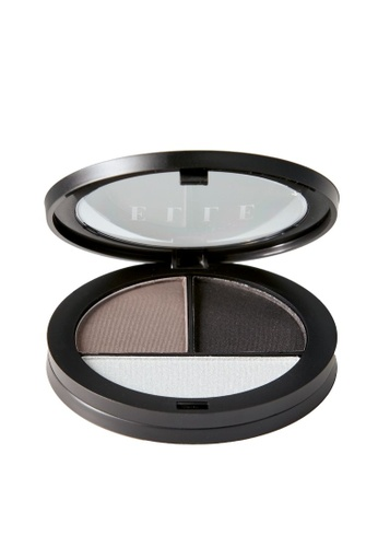 ELLE black and grey and blue and multi ELLE Makeup Eye Shadow Pallette Taupe E80E1BE4EAA585GS_1