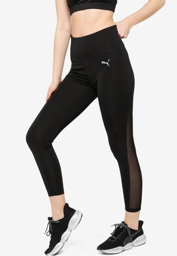 PUMA black Evostripe High Waist Leggings 47987AA6357630GS_1