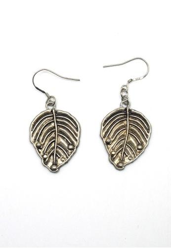 Paulini silver Earring Ketapang (AR) PA011AC56TMDMY_1