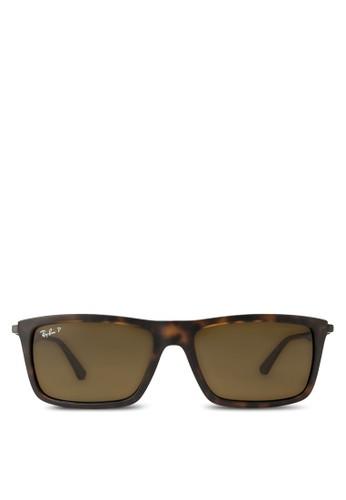 RB4214 偏光太陽眼zalora鞋子評價鏡, 飾品配件, 飾品配件