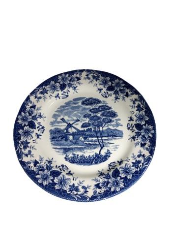 """Claytan Victoria Blue - 9.2"""" Soup Pasta E434CHL444E646GS_1"""