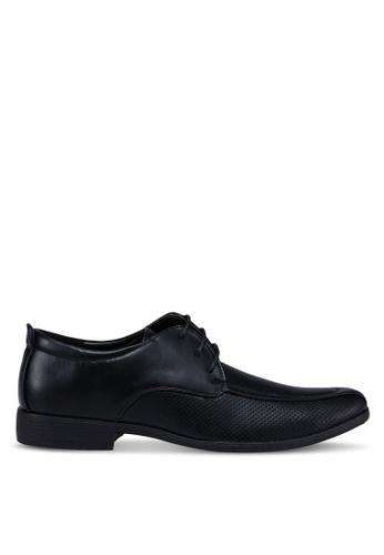 Bata black Business Dress Shoes 34756SH2D24B60GS_1