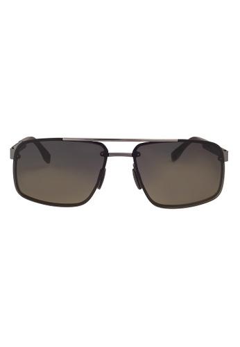 Hugo Boss black HUGO BOSS Sunglasses 773/S HXRR4 HU898AC31YPKMY_1