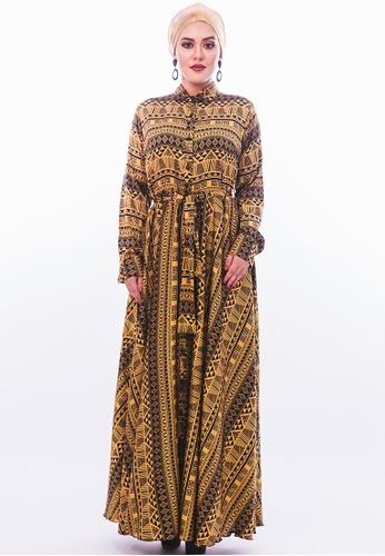 Persian black and gold FaraPersian - Style 24 3745AAA32286C6GS_1