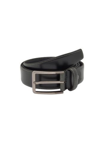Oxhide black Oxhide Leather Belts Pull SM Side Stitch Black/Men Belt/Genuine Leather Belt/ Leather Belt /Formal Belt/Casual belt S23 98A10ACC760F0DGS_1