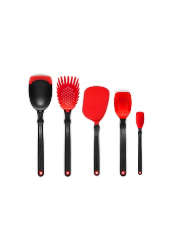 Dreamfarm red Dreamfarm's Set of the Best Kitchen Tools (Red) D818AHLE5BA4BAGS_1