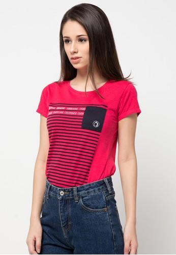 X8 pink Ayla T-Shirt X8323AA59QCYID_1