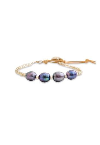Trinkets for Keeps multi Freshwater Pearl Wrap Bracelet DEE96AC2991D97GS_1