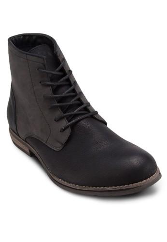Gorellan 仿皮繫esprit tw帶踝靴, 鞋, 鞋
