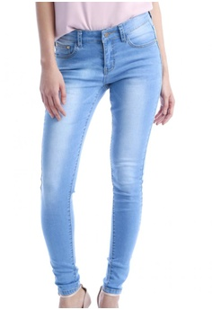 15e8f6e042d 50% OFF WHR Stretchy Skinnies RM 119.00 NOW RM 59.00 Sizes S M L