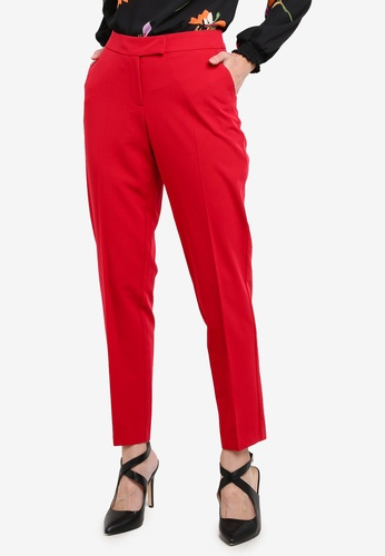 Dorothy Perkins red Suit Trousers DO816AA0S4TQMY_1