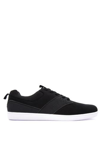 Fila black Todd Sneakers C301ESHADB67C2GS_1