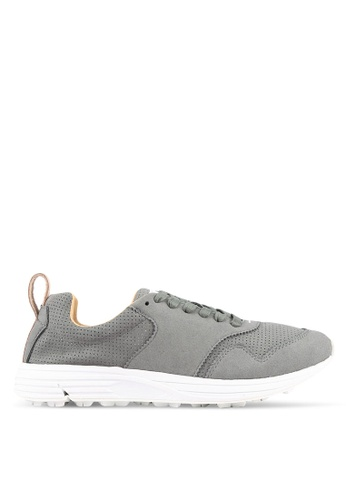 Rawrow grey Wax 100 Chamude Sneakers RA312SH0RQM3MY_1