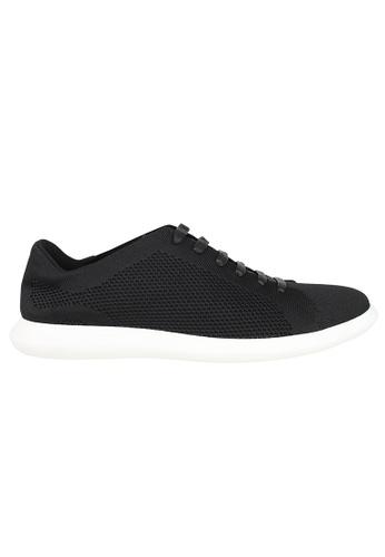 Tomaz black Tomaz C357 Sneakers Knit (Black) 9394DSH688FBC2GS_1