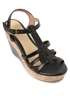 Aubrey Wedge Sandals