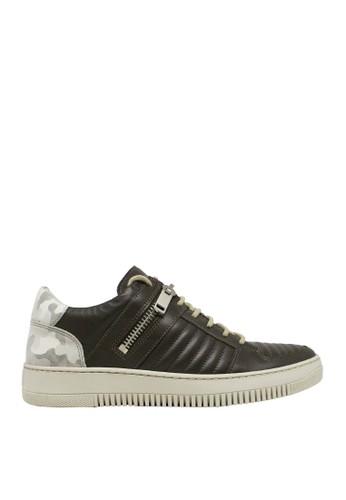 Antony Morato black Sneaker Low EFD8DSH3A3F850GS_1