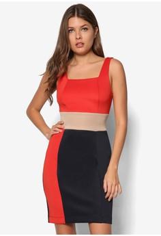 Collection Colourblock Dress