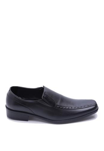 Dr. Kevin black Dr. Kevin Men Dress & Bussiness Formal Shoes 13221 - Black DR982SH99MAMID_1