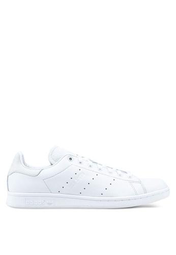 adidas white adidas originals stan smith AD372SH0SUVYMY_1