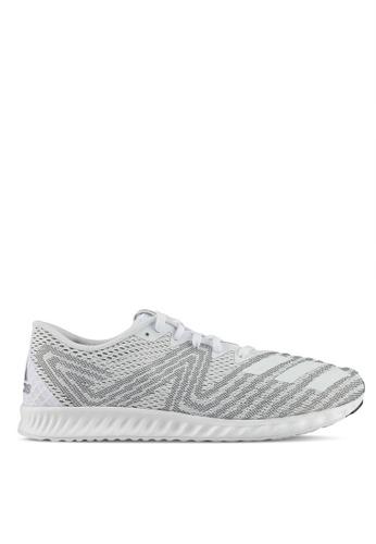 adidas white adidas aerobounce pr shoes AD372SH0SUYKMY_1
