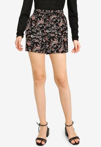 Vero Moda black Easy Shorts 2306AAA8B22295GS_1