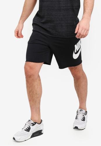 4b96ecd74ef51 Buy Nike As Men's Nsw He Ft Alumni Shorts Online | ZALORA Malaysia