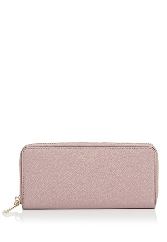 Kate Spade red Kate Spade Margaux Slim Continental Wallet - Pressed Flowers 07092ACC65A03FGS_1