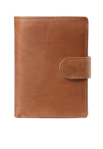 Twenty Eight Shoes Handmade Vintage Leather Wallet 2063 AAC5AAC449B1BEGS_1