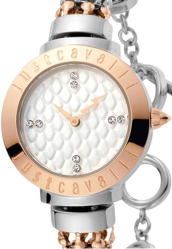 Buy Just Cavalli Just Cavalli Animal Quartz Watch JC1L048M0075 ... 07443a1b53