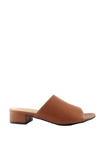 STEFANIA BALDO brown lyly low heels 0834BSHDB0C2E4GS 1 a4fa74e6268