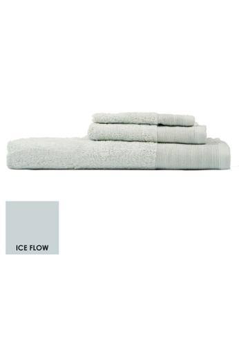 AKEMI AKEMI Cotton Select Bamboo Cotton Bath Towel (Ice Flow) C4B2BHL7A4DEF3GS_1