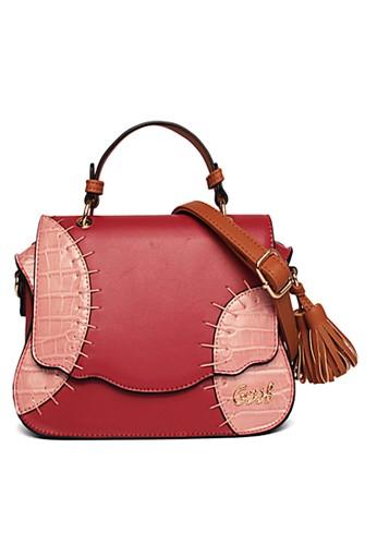 Gosh pink Amaryllis 622 Handbag BAE9EAC7246301GS_1