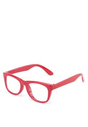 Louvre Paris red Kacamata Kids Larson A3C67KCB0307FDGS_1