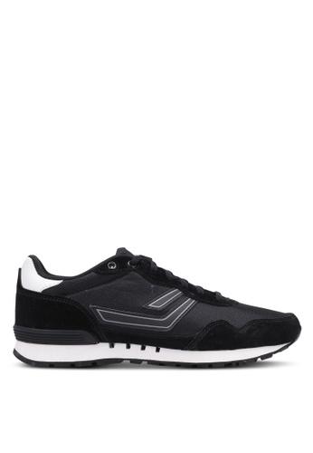 League black Strive BTS Shoes LE683SH0S2O6MY_1